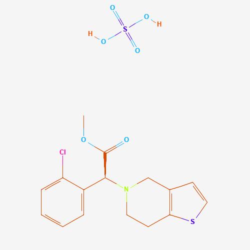 Clopidogrel bi sulphate