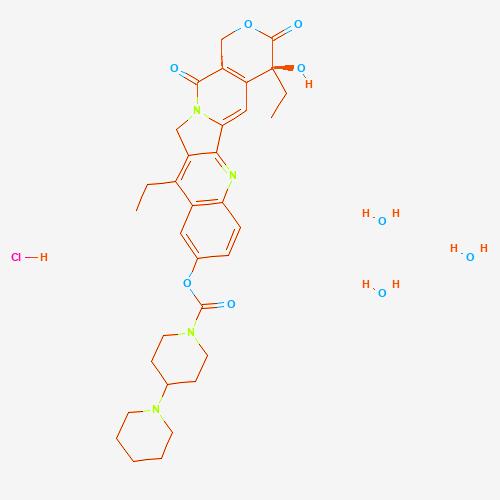 Irinotecan Hydrochloride