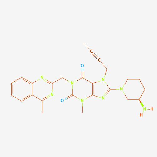 Linagliptin