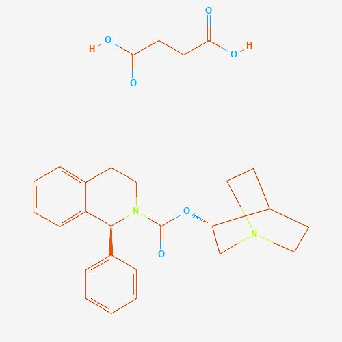 Sorifenacin Succinate