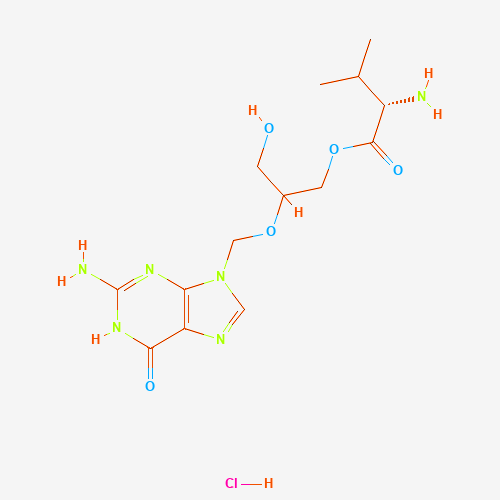 Valganciclovir HCL